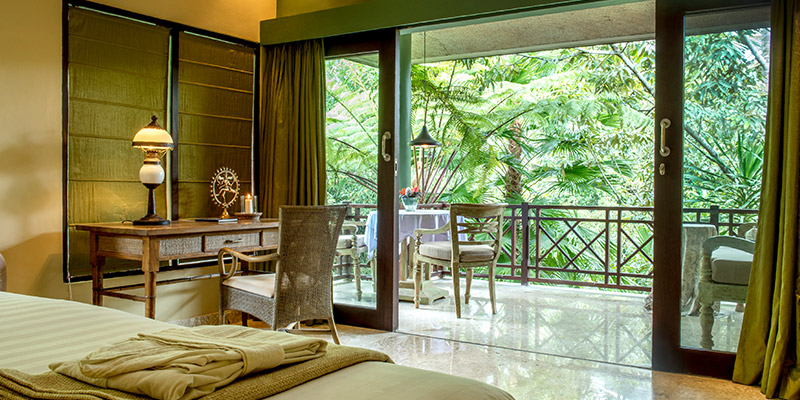 luxury panchakarma resort in bali
