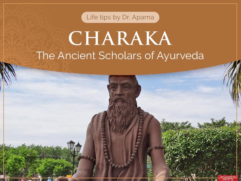 Charaka-blog